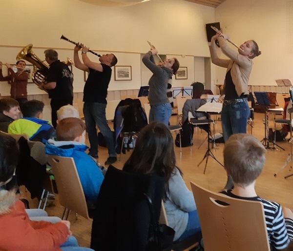 Musikverein Müsen